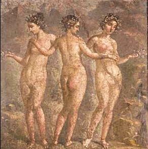 greek bathing beauties